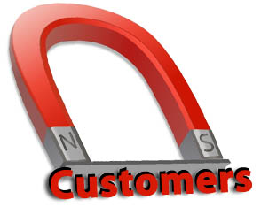 Create a Customer magnet